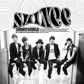 SHINEE - SHINEE - THE FIRST 1st Album [ THE SHINEE WORLD ] B