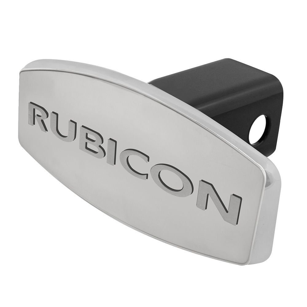 Bully CRB-20 1.25 Dual Layer S.S Hitch Receiver Cover Rubicon PILCRB-20/_N
