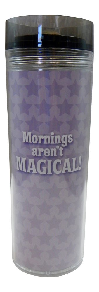 Disney Theme Parks Exclusive Tinkerbell Mornings Arent Magical Mug
