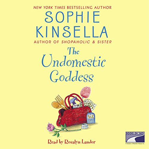 The Undomestic Goddess Audiobook [Free Download by Trial] thumbnail