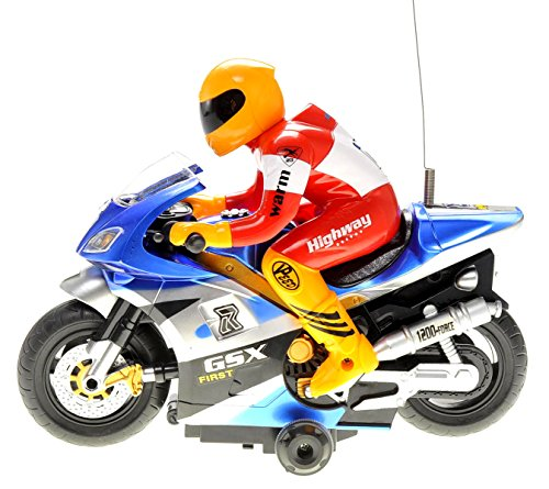 Review PowerTRC RC Motorcycle Car
