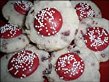 Coconut Cranberry Crumble Cookies Gift Box, 3 Dozen