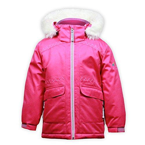Outdoor Gear 8829A Girls Nova Jacket, Pinkalicious,6 by Outdoor Gear