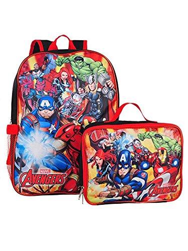 marvel avengers backpack - 9