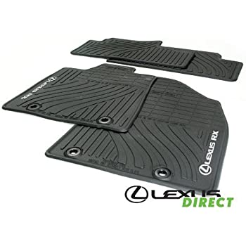 Lexus 2010   2012 RX350 RX450h All Weather Floor Mats