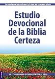 Estudio Devocional de la Biblia Certeza, Ro Willoughby, 9506831815