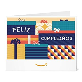 Amazon Gift Card - Print - Paquetes de Cumpleaños (B01M7PYUUG) | Amazon price tracker / tracking, Amazon price history charts, Amazon price watches, Amazon price drop alerts