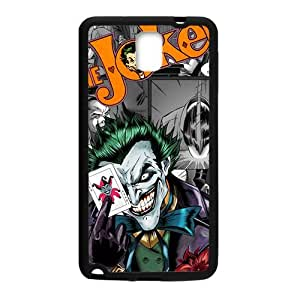 Happy Amusing joker Cell Phone Case for Samsung Galaxy Note3