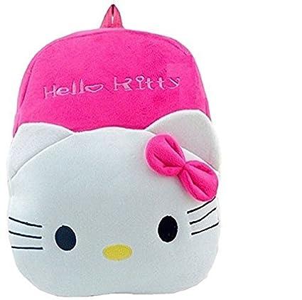e242263d48 ... Girls Pink Bunny Plush Backpack  various colors 7142f 727a2 Sana Kids  School Bag Soft Plush Backpack Cartoon Toy