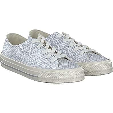 Converse Chuck Taylor All Star Gemma Ox, Zapatillas para Mujer: Amazon.es: Zapatos y complementos