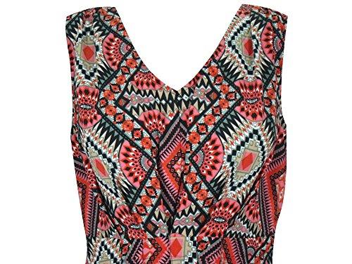 Rot Mogul Damen Interior Kleid Rot OtOBqrx1w