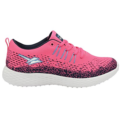 Womens Rosa Gola Saint Scuro Blu Trainers Ladies v6xwz