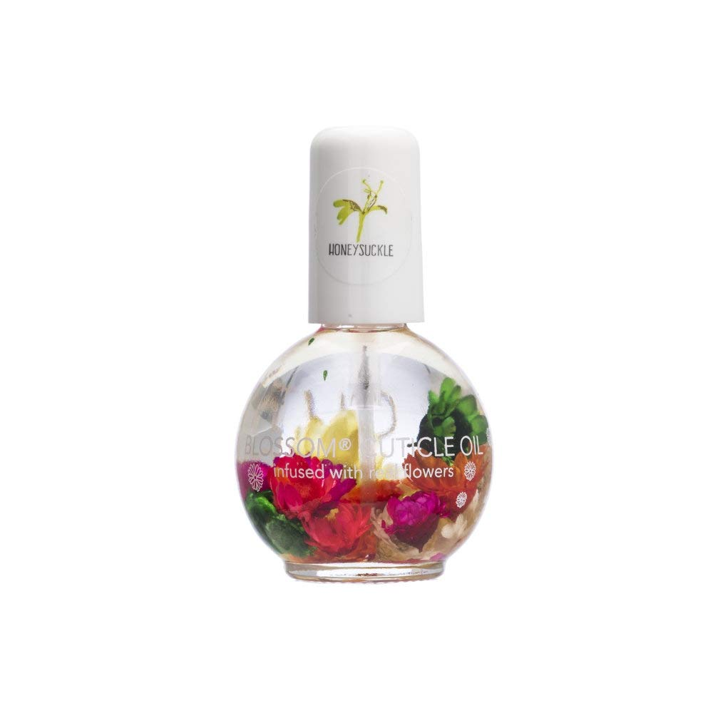 Blossom Cuticle Oil 0.5oz- Honeysuckle: Beauty