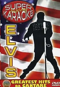 Super Karaoke Academy - Elvis Presley [Italia] [DVD]