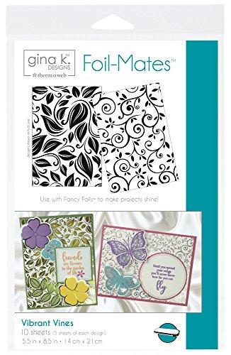 Gina K. Designs Foil-Mates 5.5