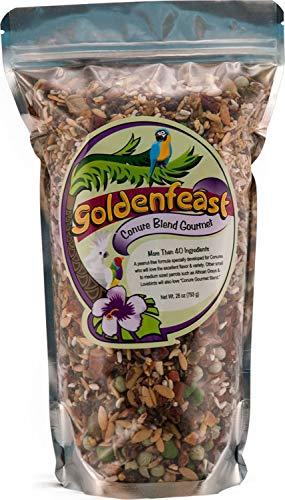 Goldenfeast Gourmet Conure Blend 28 -