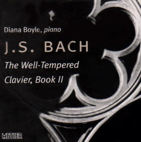Bach: Well-Tempered Clavier Book 2                                                                                                                                                                                                                                                    <span class=