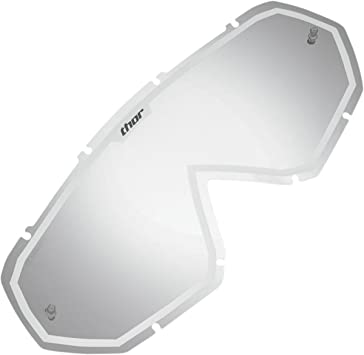 Thor Hero//Enemy Goggle Replacement Lens Mirror//Black
