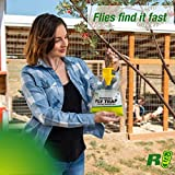 RESCUE! Outdoor Disposable Fly Trap – 2 Pack