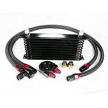 Rev9Power Rev9 OCK-5127; Universal 10 Row Oil Cooler Kit