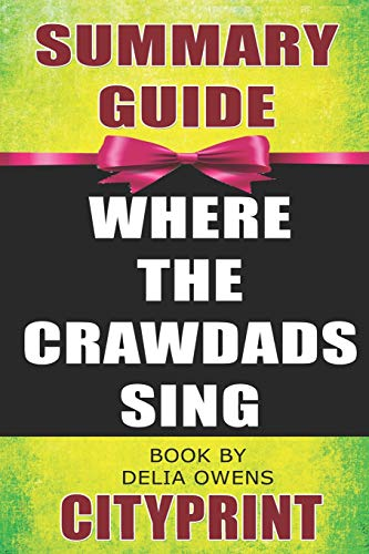 Pdf Teen Summary Guide | WHERE THE CRAWDADS SING | Book by Delia Owens
