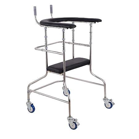 HSRG Andador Auxiliar de Bastidor de pie para rehabilitación ...