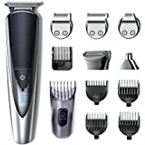 Hatteker Mens Beard Trimmer Kit Body Mustache...