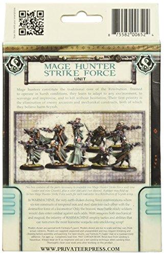 Privateer Press - Warmachine - Retribution: Mage Hunter Strike Force Model Kit 4