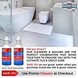 IT JUST WORKS! Grout-Eez Super Heavy-Duty Grout