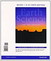 Earth Science, Books a la Carte Plus Mastering Geology with eText -- Access Card Package (14th Edition)