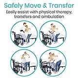 Vive Transfer Belt with Handles - Medical Nursing