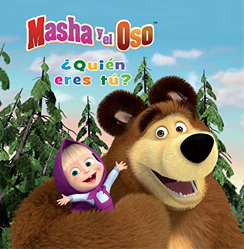 Masha Y El Oso: ¿quién Eres Tú? / Masha and the Bear: Who Are You?