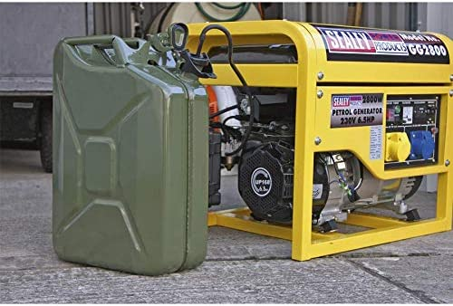 Sealey JCA2 Double Tube Jerry Can Adaptor