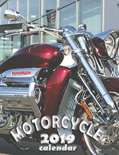 Motorcycle 2019 Calendar