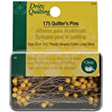 Dritz Quilter's Pins, 1-3/4-Inch, 175 Count