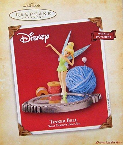Hallmark Keepsake Ornament - Tinker Bell Walt Disney's Peter Pan 2004 -