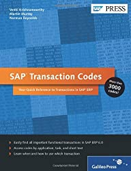 SAP Transaction Codes: Your Quick Reference to T-Codes in SAP ERP
