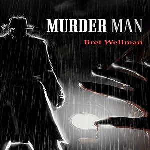 Murder Man Audiobook