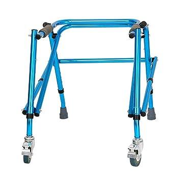 Trella - Marco plegable con ruedas para niños (aluminio ...