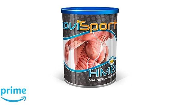 Movisport HMB - Complemento alimenticio, 3 Unidades: Amazon.es: Salud y cuidado personal