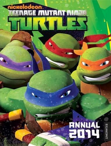 Teenage Mutant Ninja Turtles Annual 2014 Annuals 2014 ...
