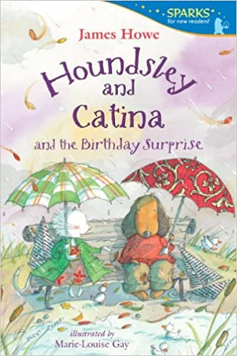 Amazon.com: Houndsley and Catina and the Birthday Surprise: Candlewick  Sparks (9780763666392): James Howe, Marie-Louise Gay: Books