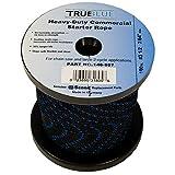 100' True Blue Starter Rope / #3 1/2 Solid Braid