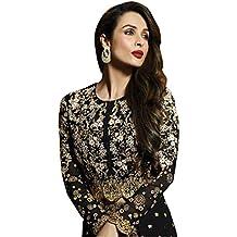 New Indian/Pakistani Designer Georgette Party Wear Anarkali Suit VF-3
