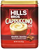 Hills Bros Cappuccino, Double Mocha, 16 Ounce - Best Reviews Guide