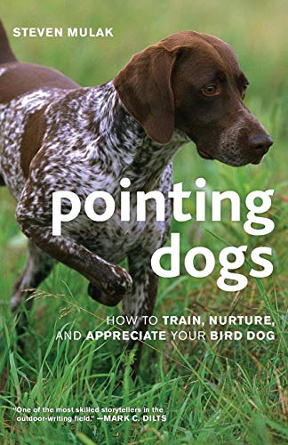 - Pointing Dogs: How to Train, Nurture, and Appreciate Your Bird Dog