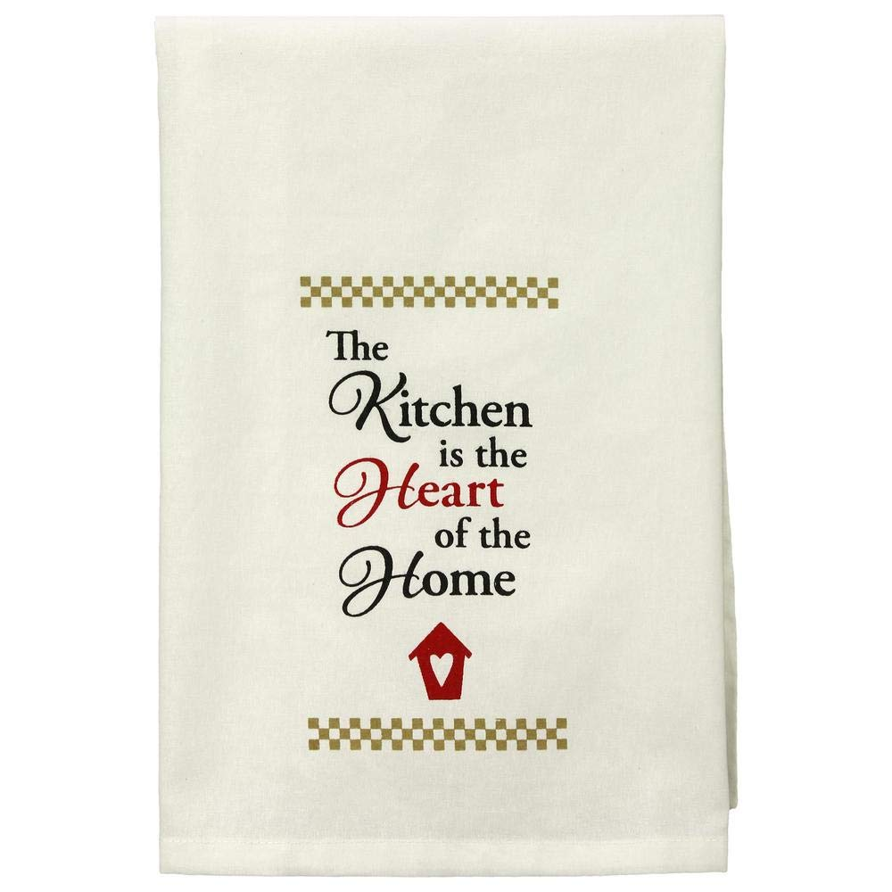 GreaterGood Heart of The Home Dish Towel