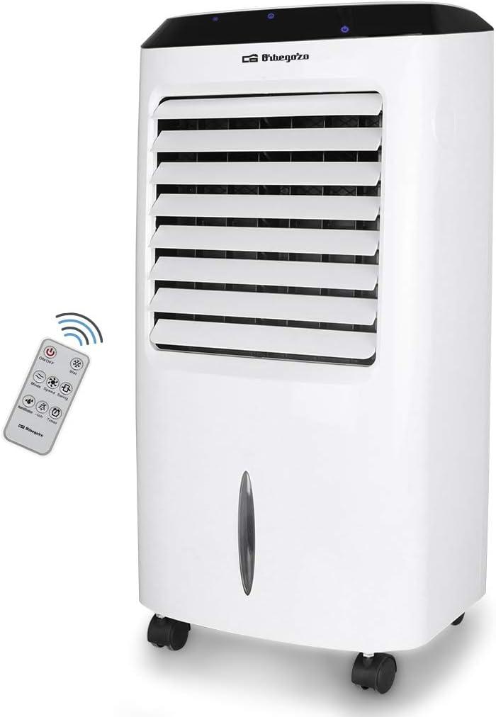 Orbegozo AIR 52 - Climatizador portátil evaporativo 3 en 1 ...