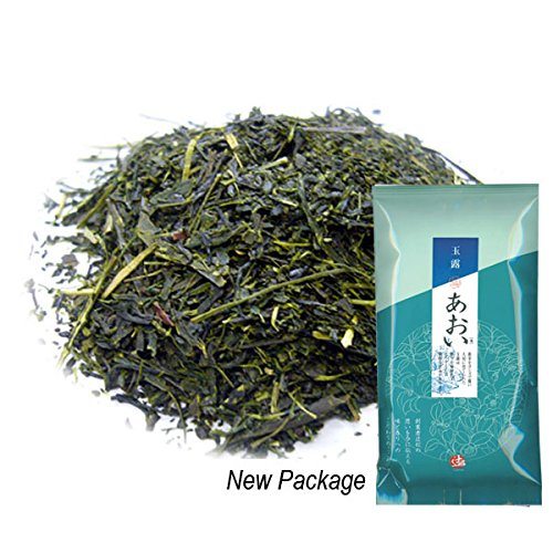 Finest Japanese Imperial Gyokuro Green Tea 100g (3.52oz) x 1 by Chado Tea House