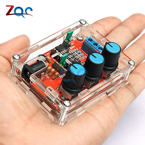 XR2206 Function Signal Generator DIY Kit Sine Triangle Square Wave 1HZ-1MHZ DDS
